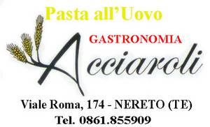 Gastronomia Acciaroli
